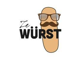 #3 for Ze Wurst Food Truck Logo af dworker88