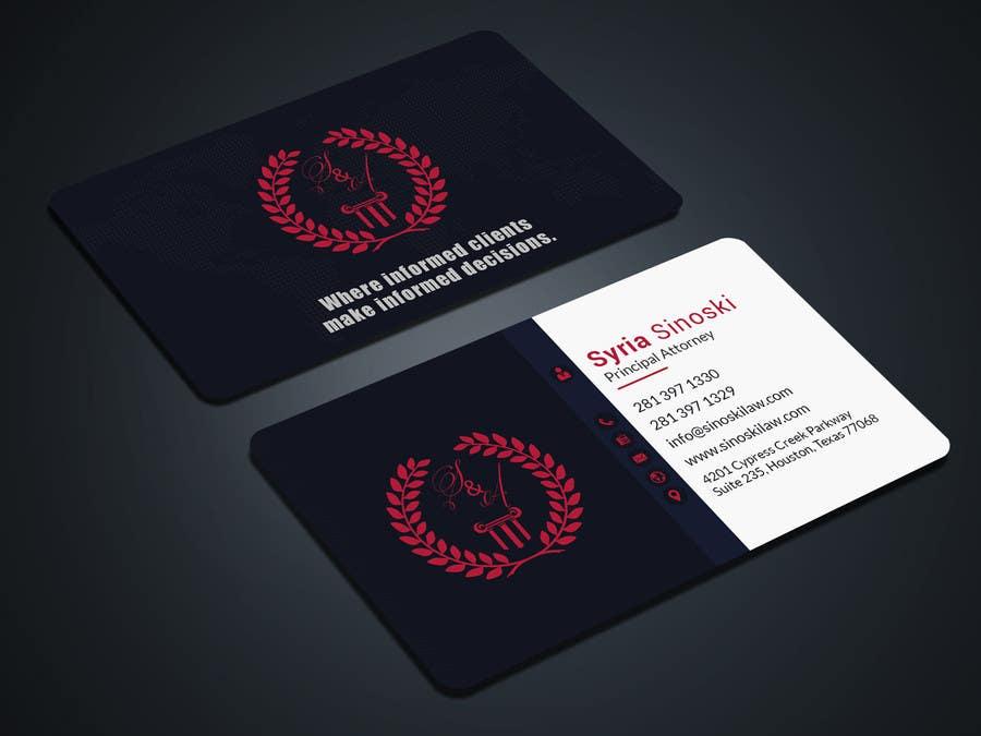 Premium Business Card Design