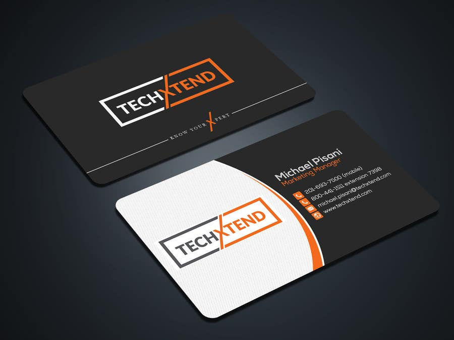 Entry #9 by mahmudkhan44 for Premium Business Card Design   Freelancer