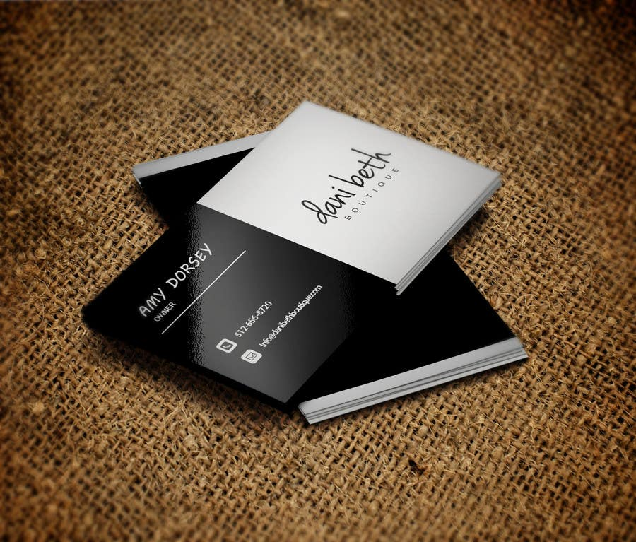 Entry #44 by sayedhasanbd37 for Premium Business Card Design ...