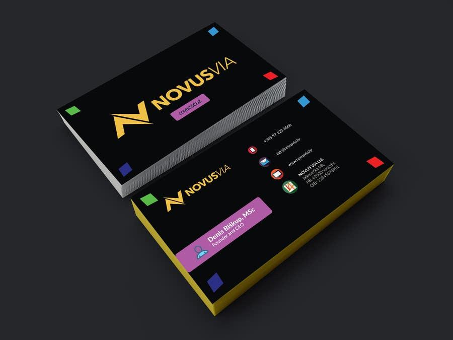 Entry #83 by OnPixel for Premium Business Card Design | Freelancer