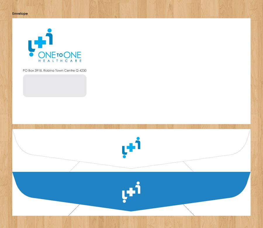 Contest Entry #                                        25                                      for                                         Simple stationary for One to One Healthcare