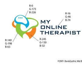 "#223 untuk Design a Logo and Branding for ""My Online Therapist"" oleh jass191"