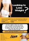 Graphic Design Inscrição do Concurso Nº34 para Design a small flyer for weight loss to leave at shop counters