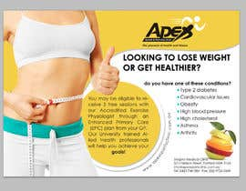 #20 para Design a small flyer for weight loss to leave at shop counters por gdinfinity