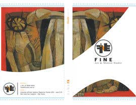 #29 cho Graphic Design for FINE FX | Art & Motion bởi constantino1983