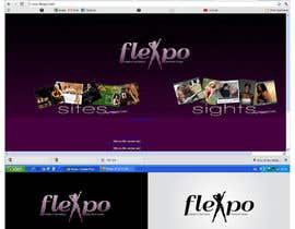 #141 cho Logo Design for Flexpo Productions - Feminine Muscular Athletes bởi guymlech