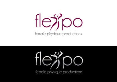 #70 untuk Logo Design for Flexpo Productions - Feminine Muscular Athletes oleh paxslg