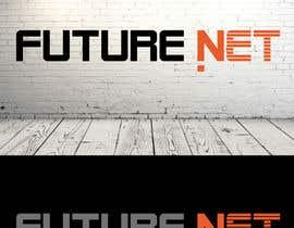 #40 for Design a Logo for Future!Net - local ISP provider af arkadiojanik