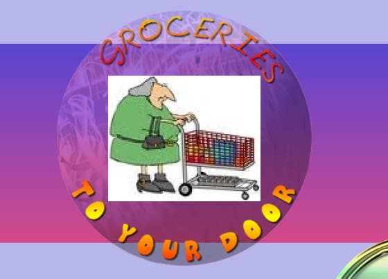 Contest Entry #                                        342                                      for                                         Logo Design for Groceries To Your Door