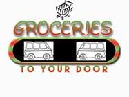 Participación Nro. 345 de concurso de Graphic Design para Logo Design for Groceries To Your Door