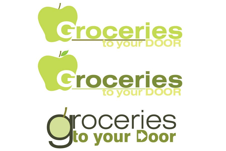 Contest Entry #                                        281                                      for                                         Logo Design for Groceries To Your Door