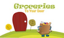 Participación Nro. 290 de concurso de Graphic Design para Logo Design for Groceries To Your Door