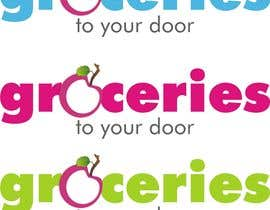 #185 สำหรับ Logo Design for Groceries To Your Door โดย doarnora