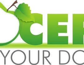 #124 สำหรับ Logo Design for Groceries To Your Door โดย doarnora