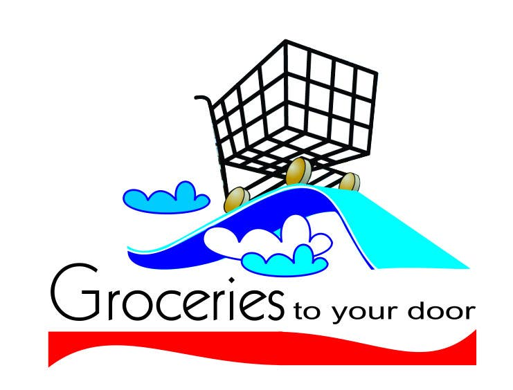 Participación en el concurso Nro.65 para Logo Design for Groceries To Your Door