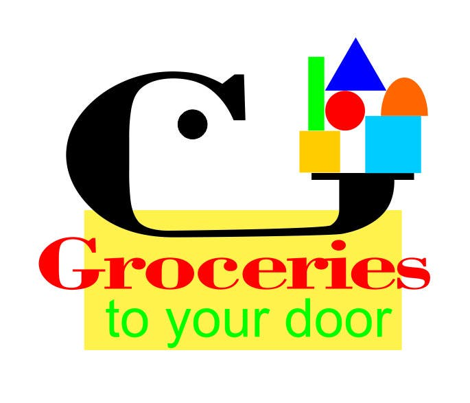 Participación en el concurso Nro.48 para Logo Design for Groceries To Your Door