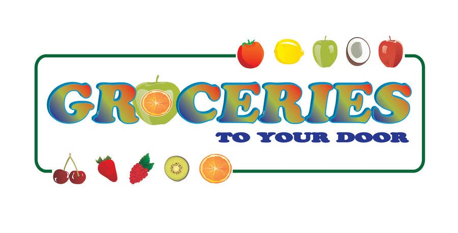 Contest Entry #                                        202                                      for                                         Logo Design for Groceries To Your Door