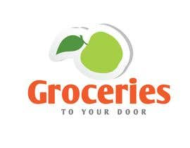 #162 dla Logo Design for Groceries To Your Door przez sikoru