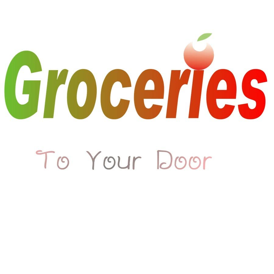 Contest Entry #                                        378                                      for                                         Logo Design for Groceries To Your Door