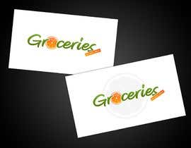 #194 สำหรับ Logo Design for Groceries To Your Door โดย ronakmorbia