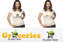 Graphic Design 参赛作品 #374 for Logo Design for Groceries To Your Door