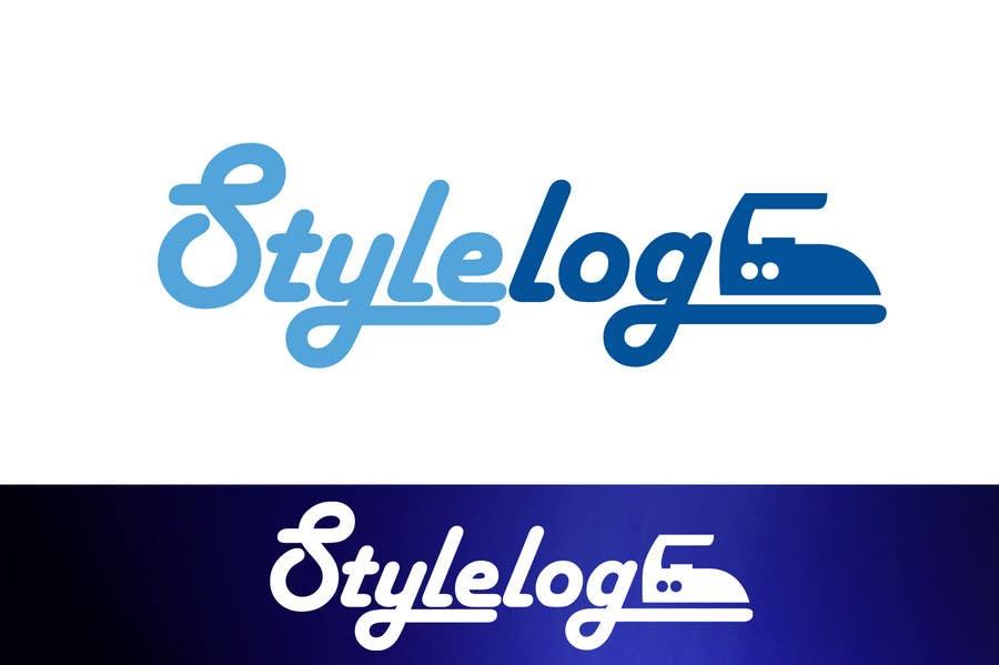 Kilpailutyö #224 kilpailussa Logo Design for Stylelog