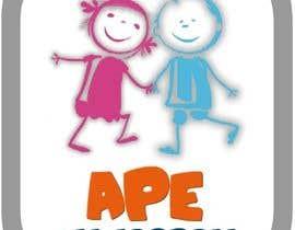 nº 2 pour Logo pour l'association des parents d'élèves des Ecorces (APE) par bergayaalaa