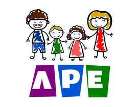 nº 11 pour Logo pour l'association des parents d'élèves des Ecorces (APE) par CiroDavid