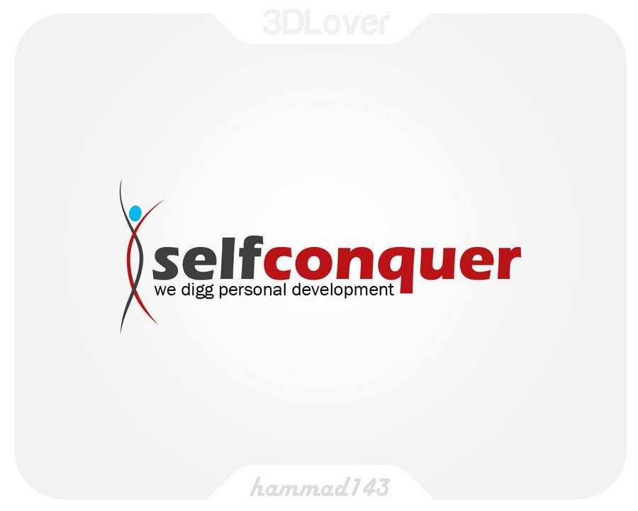 Proposition n°                                        175                                      du concours                                         Logo Design for selfconquer.com