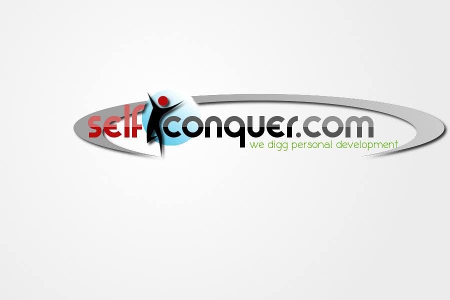 Proposition n°                                        187                                      du concours                                         Logo Design for selfconquer.com