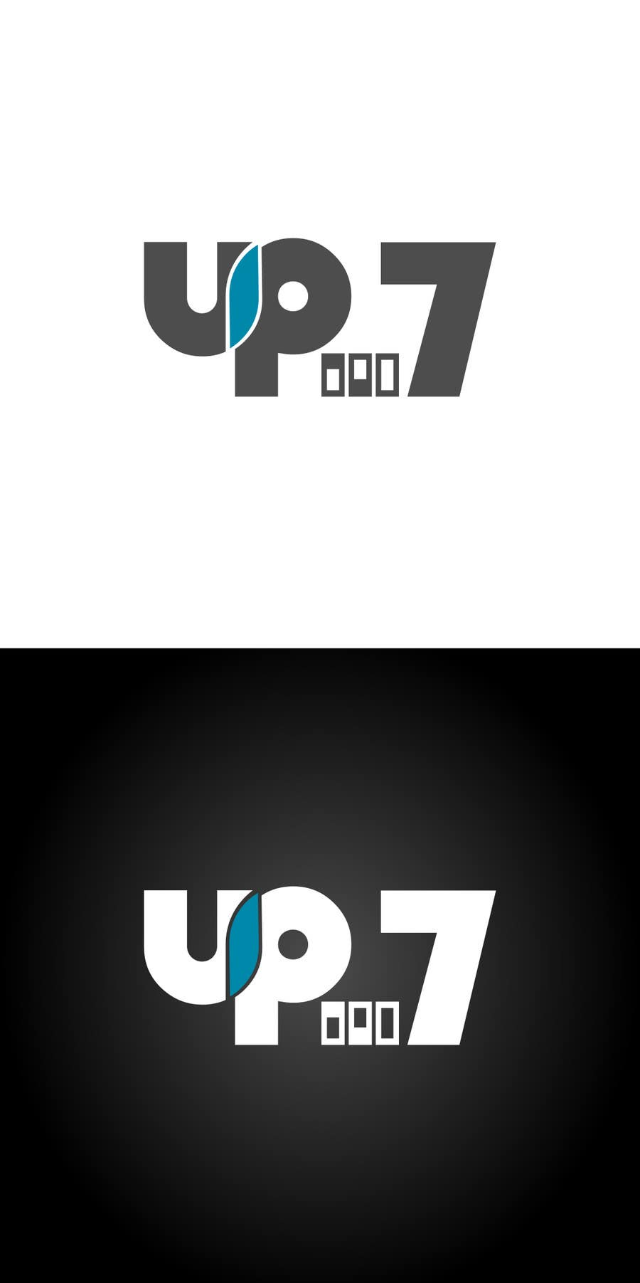 Entry 107 By Estrategiadesign For Up7 Design A Simple Logo For New Movement Big Tech House Events Record Label Art Fashion Freelancer