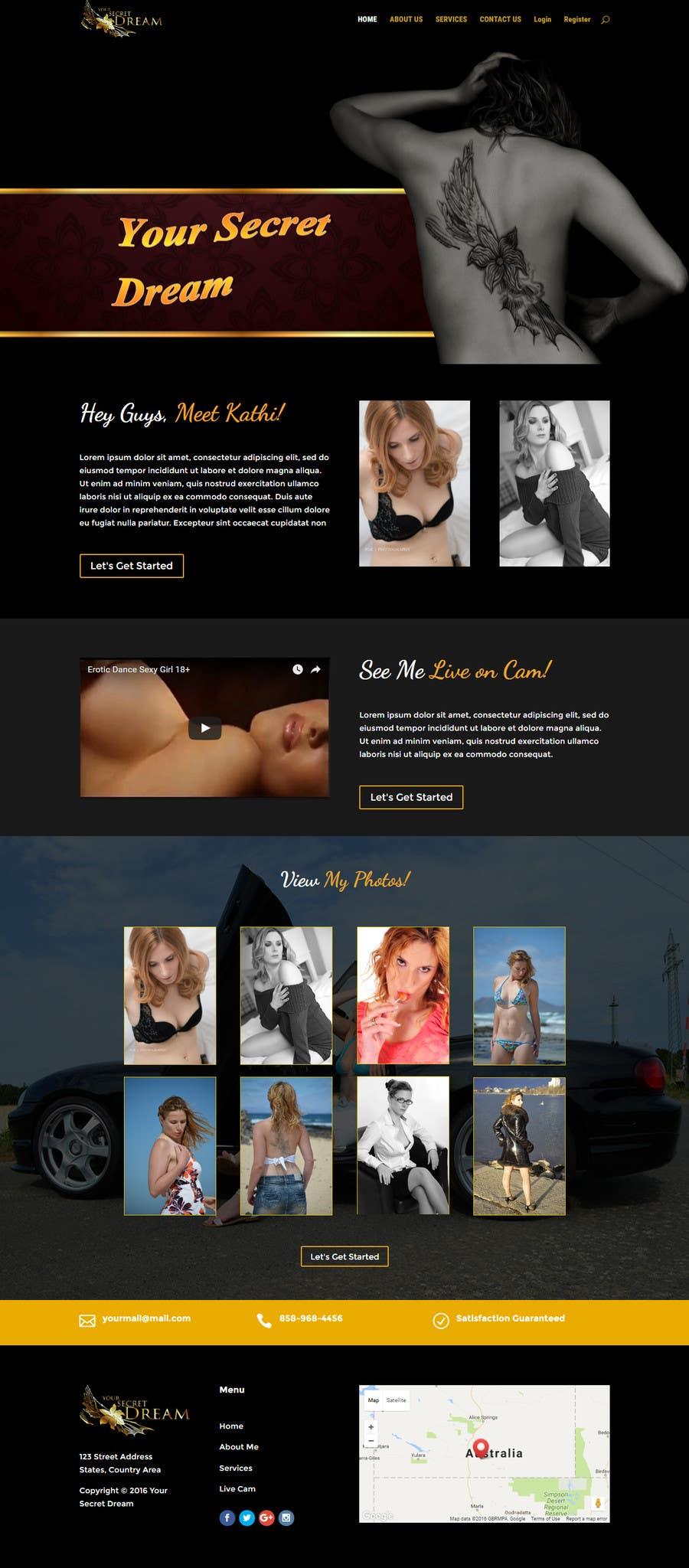 Sexy website address