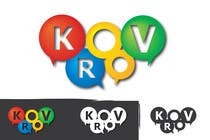 Graphic Design Contest Entry #221 for Logo Design for KR8V - a Brand for International Creative Industries Professionals