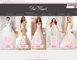 nº 16 pour I need a banner created for the bridal industry par fedyn17