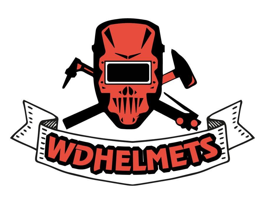 Design a Logo for welding helmet Shop | Freelancer