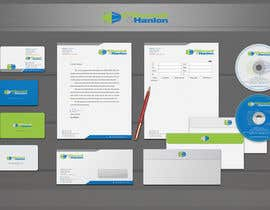 #93 para Stationery Design for O'Donnell & Hanlon Pty Ltd por artleo