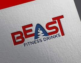 Nro 44 kilpailuun Fitness Drink Logo Design käyttäjältä Toy20