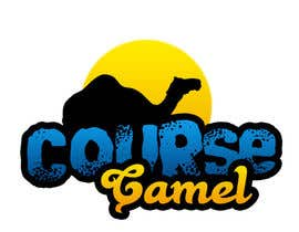 #87 para Logo Design for Course Camel por Paw2x