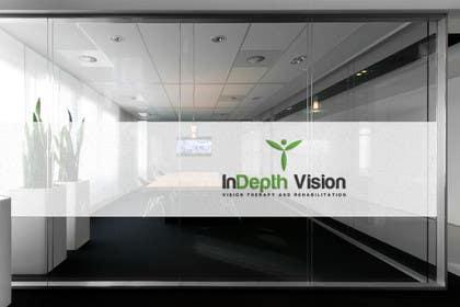 Nro 10 kilpailuun InDepth Vision - Logo for new vision therapy clinic! käyttäjältä basar15