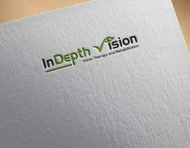 Nro 115 kilpailuun InDepth Vision - Logo for new vision therapy clinic! käyttäjältä AESSTUDIO