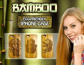 #29 untuk Design an Advertisement for phone case oleh gabisurpat