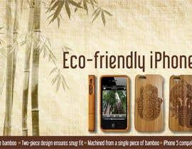 #25 untuk Design an Advertisement for phone case oleh designart65