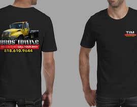 nº 17 pour Design a T-Shirt par aminem15