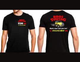 nº 27 pour Design a T-Shirt par lordstev