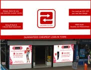 Bài tham dự #74 về Graphic Design cho cuộc thi Advertisement Design for 2Loan.co.za Shopfront Mockup & Marketing Material Design