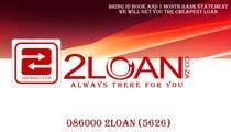 Bài tham dự #5 về Graphic Design cho cuộc thi Advertisement Design for 2Loan.co.za Shopfront Mockup & Marketing Material Design