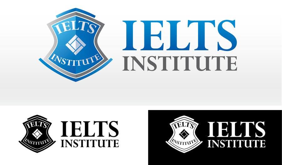 Konkurrenceindlæg #                                        12                                      for                                         Graphic Design for IELTS INSTITUTE