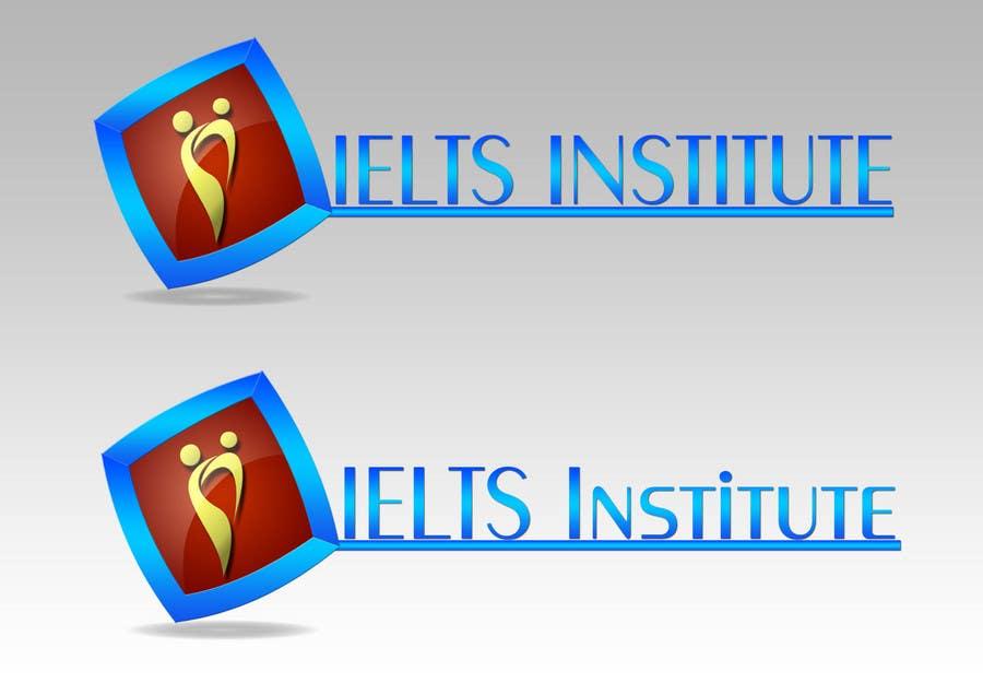 Konkurrenceindlæg #                                        9                                      for                                         Graphic Design for IELTS INSTITUTE
