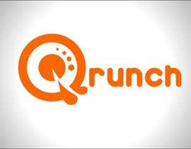nº 366 pour Logo Design for Qrunch par arteq04